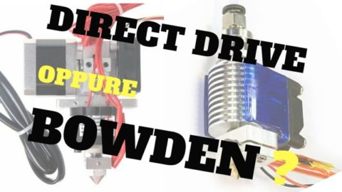 Direct Drive Bowden