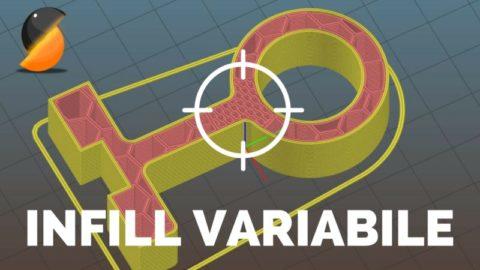 Infill variabile SLic3r