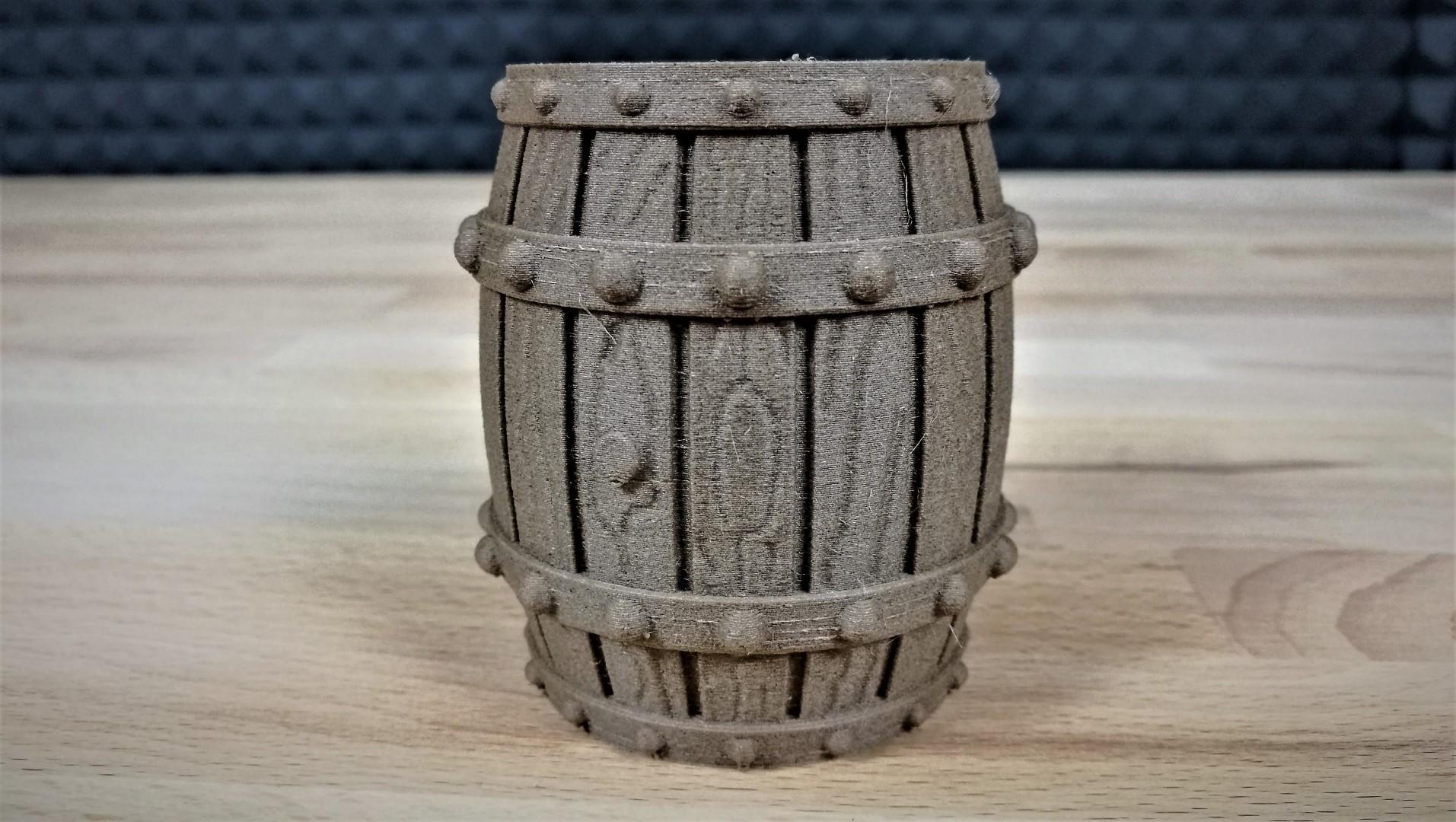 Come Sbiancare Il Legno filamento caricato legno - come stamparlo | help3d