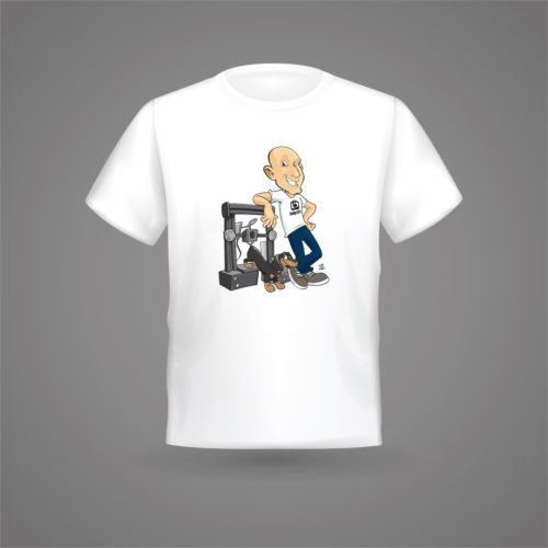 Magliette Help3D