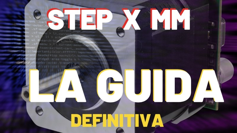 Step X mm