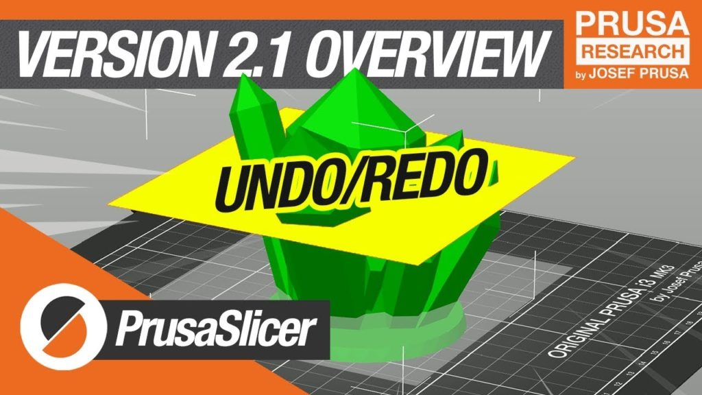 Prusa 2.1 Released