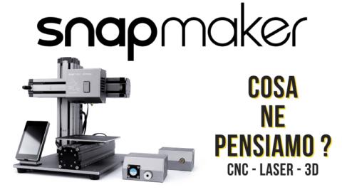 Copertina Snapmaker web