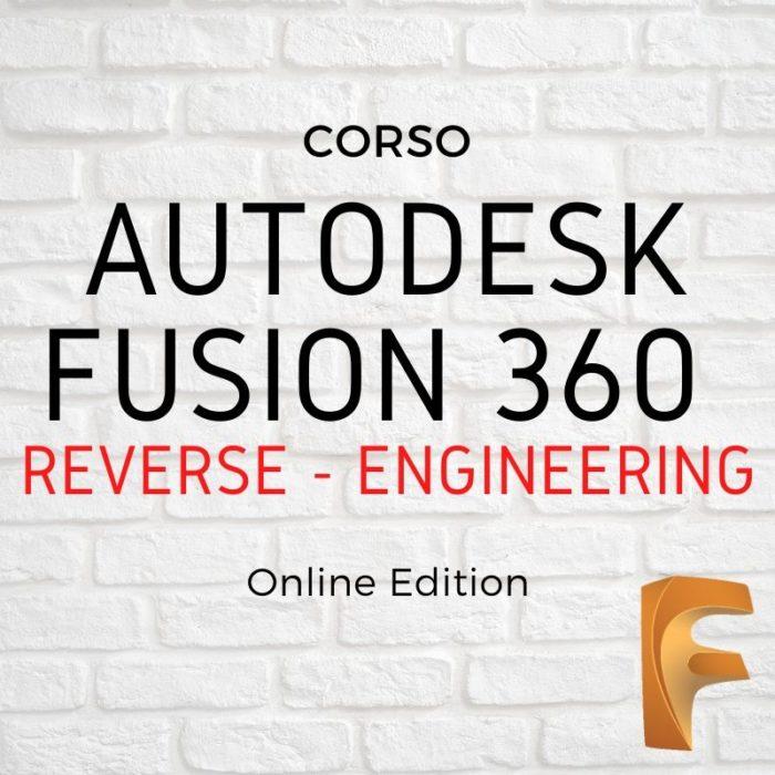 Fusion 360 Reverse Engineering