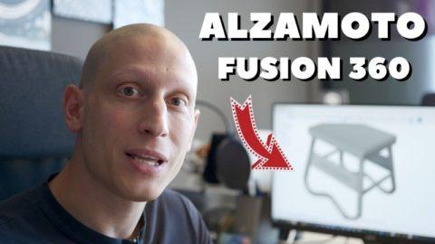Alzamoto Fusion 360 web